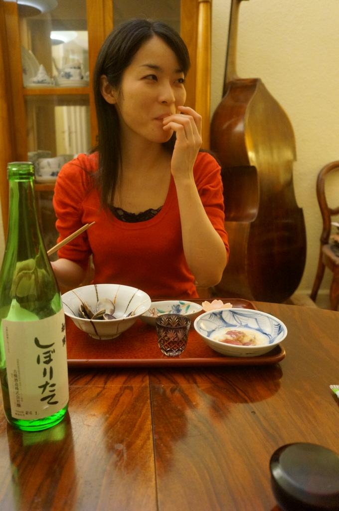 今年の「初陣」を味わう宴_c0180686_20131186.jpg