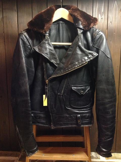 神戸店2/26(水)ChicagoVintage入荷!#1 30\'s StarGloveCo. W Riders JKT,30\'s Buco Cotton Helmet!!!(T.W.)_c0078587_19562545.jpg