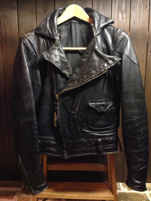 神戸店2/26(水)ChicagoVintage入荷!#1 30\'s StarGloveCo. W Riders JKT,30\'s Buco Cotton Helmet!!!(T.W.)_c0078587_19582952.jpg