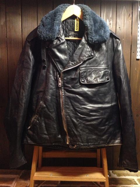 神戸店2/26(水)ChicagoVintage入荷!#1 30\'s StarGloveCo. W Riders JKT,30\'s Buco Cotton Helmet!!!(T.W.)_c0078587_2055029.jpg