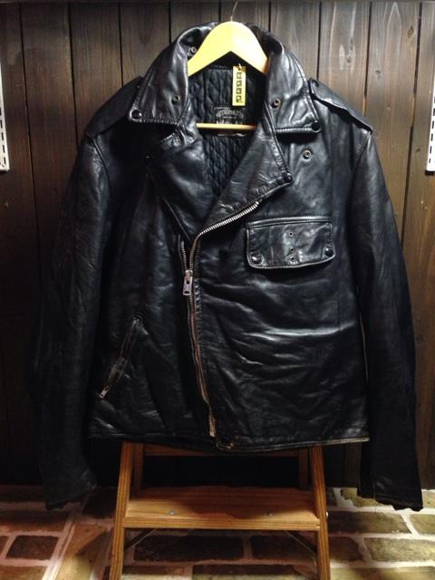 神戸店2/26(水)ChicagoVintage入荷!#1 30\'s StarGloveCo. W Riders JKT,30\'s Buco Cotton Helmet!!!(T.W.)_c0078587_2071342.jpg