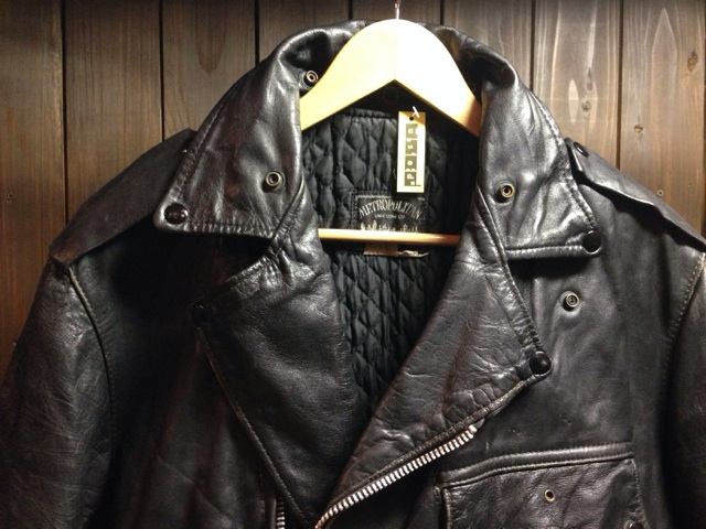 神戸店2/26(水)ChicagoVintage入荷!#1 30\'s StarGloveCo. W Riders JKT,30\'s Buco Cotton Helmet!!!(T.W.)_c0078587_207376.jpg