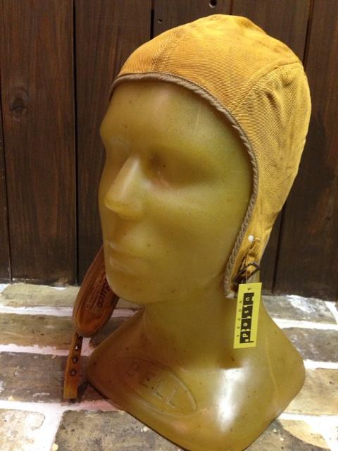 神戸店2/26(水)ChicagoVintage入荷!#1 30\'s StarGloveCo. W Riders JKT,30\'s Buco Cotton Helmet!!!(T.W.)_c0078587_208293.jpg