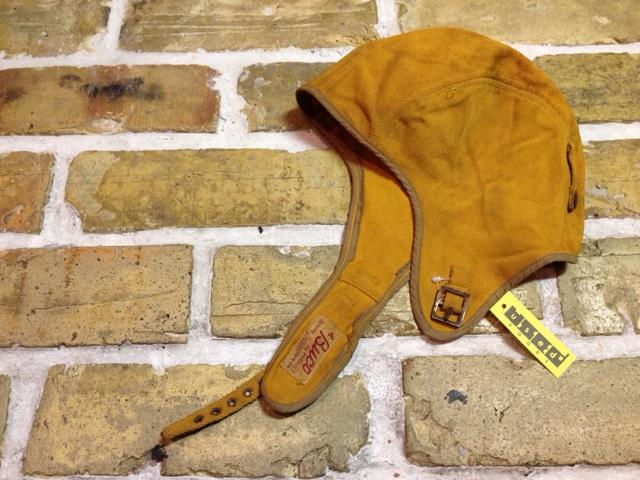 神戸店2/26(水)ChicagoVintage入荷!#1 30\'s StarGloveCo. W Riders JKT,30\'s Buco Cotton Helmet!!!(T.W.)_c0078587_209256.jpg