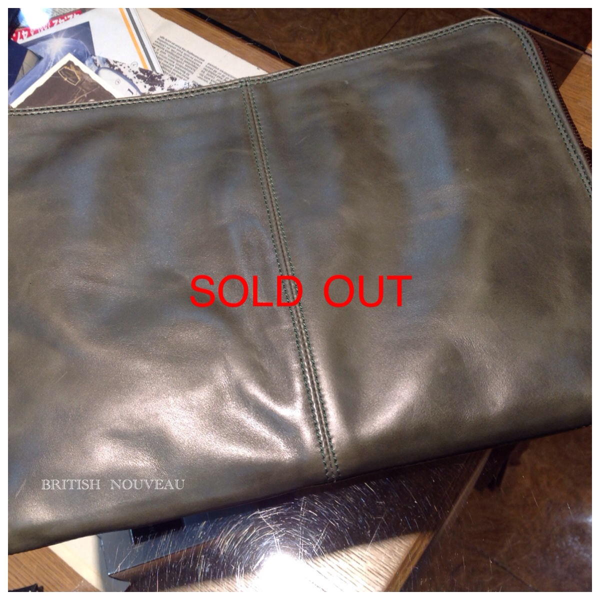 SOLD  OUT  な感じ!_f0039487_1346103.jpg