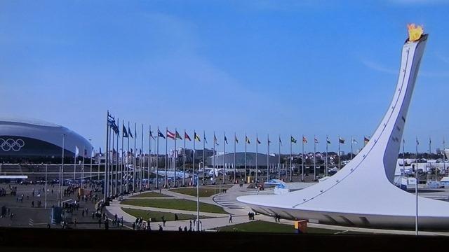 ソチの空に輝く日本のアスリート達、ソチ冬季オリンピック閉会、ソチ五輪で山村愛子選手が教えてくれたもの_d0181492_22334647.jpg