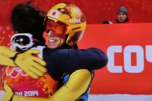 ソチの空に輝く日本のアスリート達、ソチ冬季オリンピック閉会、ソチ五輪で山村愛子選手が教えてくれたもの_d0181492_22341016.jpg