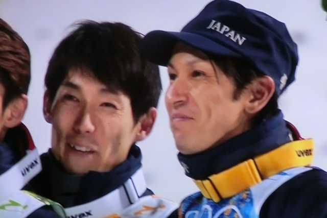 ソチの空に輝く日本のアスリート達、ソチ冬季オリンピック閉会、ソチ五輪で山村愛子選手が教えてくれたもの_d0181492_22343181.jpg