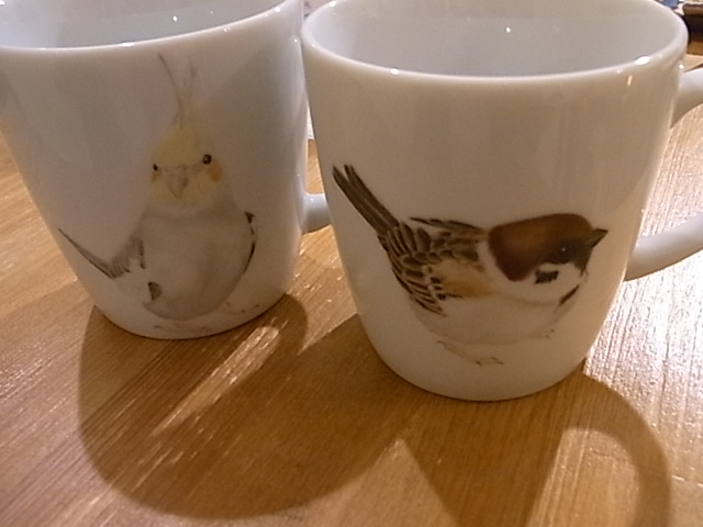 東急ハンズ梅田店インコと鳥の雑貨展新着情報!_d0322493_1172375.jpg