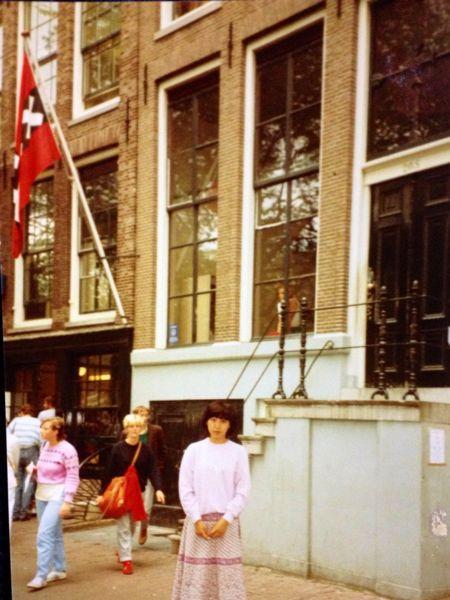 No.35 9月25日 アムステルダム アンネの隠れ家_a0047200_2225779.jpg