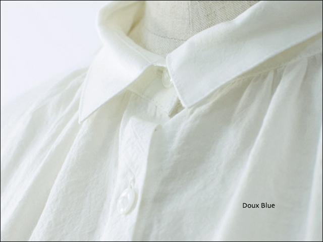 doux bleu [ドゥーブルー] テンセルギャザーブラウス [DB-41-040] LADY\'S_f0051306_165208.jpg