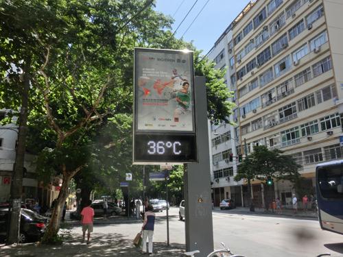 """from RIO<ケイタ☆ブラジルのポルトガル語講座 #12>""""Mas que calor !""""▶_b0032617_327391.jpg"""