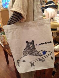coffee breakなくま。_f0166432_18445687.jpg