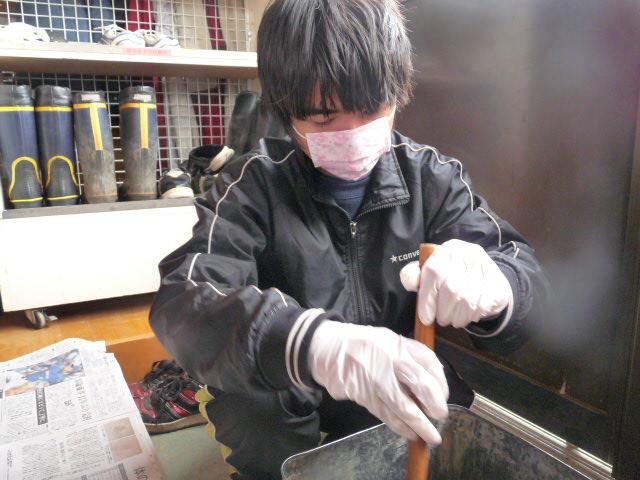 「廃油石鹸」_c0214657_1935721.jpg
