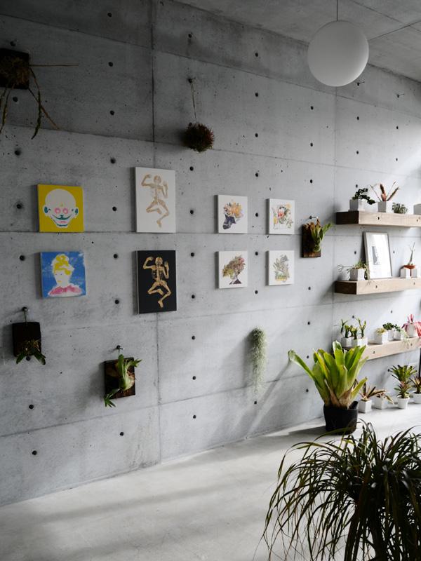 乙庭ギャラリー 生物図鑑18 etooto 「people」展 展覧会記録_f0191870_7351268.jpg
