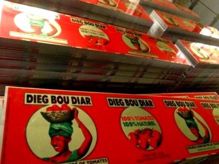 セネガル料理に欠かせないトマトピューレ缶☆_b0207873_1364849.jpg