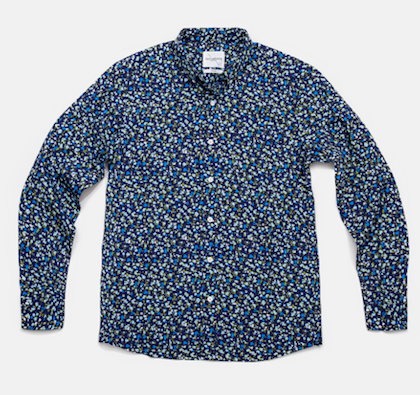 SATURDAYS SURF NYC CROSBY FLORAL PRINT BD SHIRTS_f0111683_14551383.png