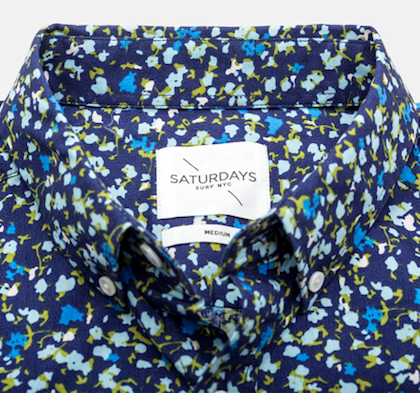SATURDAYS SURF NYC CROSBY FLORAL PRINT BD SHIRTS_f0111683_14551416.png