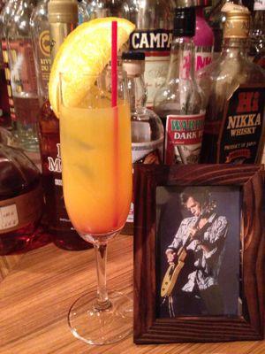 テキーラ・サンライズ(Tequila Sunrise)_b0249084_1925341.jpg