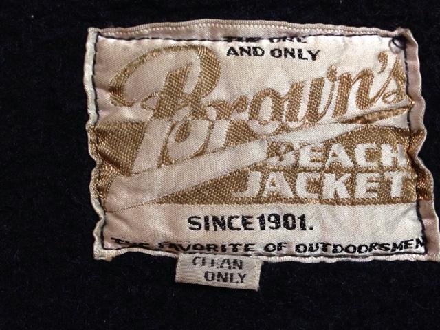 神戸店2/26(水)ChicagoVintage入荷!#2  50\'s  Brown\'s Beach Vest,30\'s Underwear!!!(T.W.)_c0078587_042864.jpg