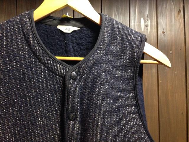 神戸店2/26(水)ChicagoVintage入荷!#2  50\'s  Brown\'s Beach Vest,30\'s Underwear!!!(T.W.)_c0078587_0433110.jpg
