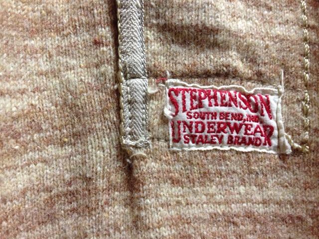 神戸店2/26(水)ChicagoVintage入荷!#2  50\'s  Brown\'s Beach Vest,30\'s Underwear!!!(T.W.)_c0078587_0462071.jpg