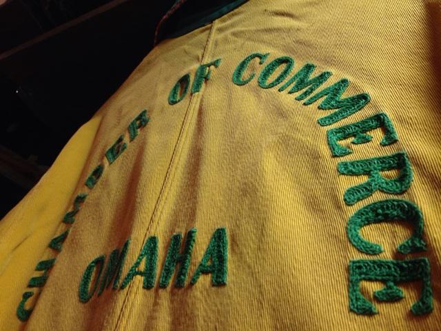 神戸店2/26(水)ChicagoVintage入荷!#3 1920\'s Shop Coat,1950\'s Janesvill Fireman Coat!!!(T.W.)_c0078587_13361818.jpg