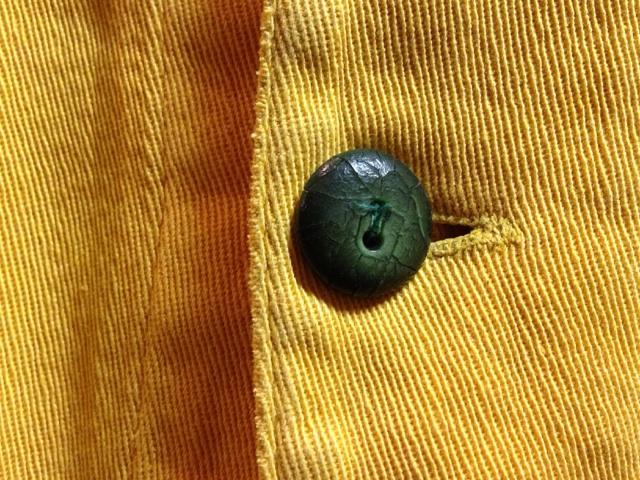 神戸店2/26(水)ChicagoVintage入荷!#3 1920\'s Shop Coat,1950\'s Janesvill Fireman Coat!!!(T.W.)_c0078587_13362976.jpg