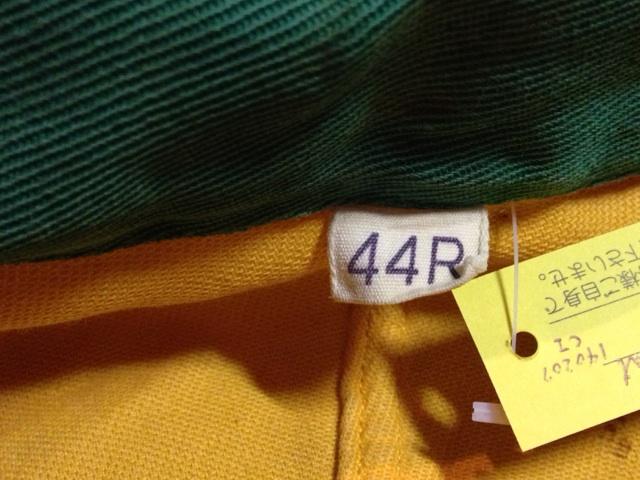 神戸店2/26(水)ChicagoVintage入荷!#3 1920\'s Shop Coat,1950\'s Janesvill Fireman Coat!!!(T.W.)_c0078587_13364581.jpg