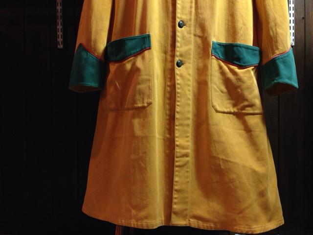 神戸店2/26(水)ChicagoVintage入荷!#3 1920\'s Shop Coat,1950\'s Janesvill Fireman Coat!!!(T.W.)_c0078587_1336467.jpg