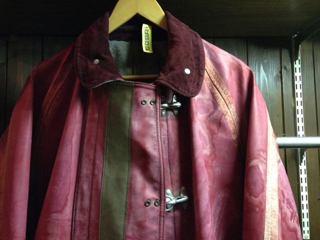神戸店2/26(水)ChicagoVintage入荷!#3 1920\'s Shop Coat,1950\'s Janesvill Fireman Coat!!!(T.W.)_c0078587_13365686.jpg