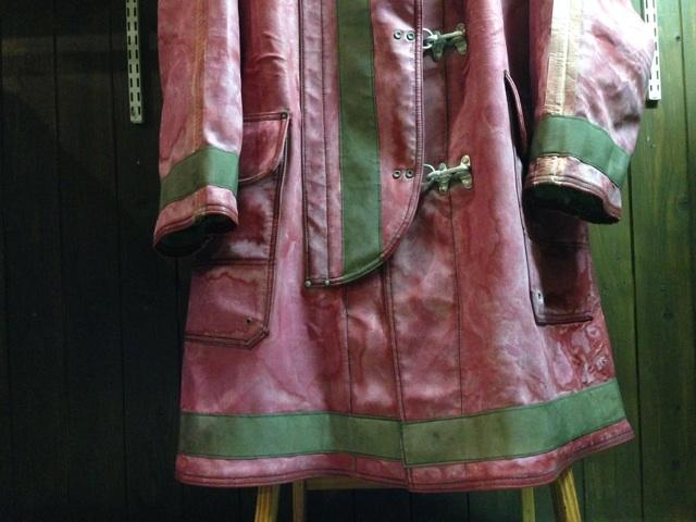 神戸店2/26(水)ChicagoVintage入荷!#3 1920\'s Shop Coat,1950\'s Janesvill Fireman Coat!!!(T.W.)_c0078587_13371120.jpg