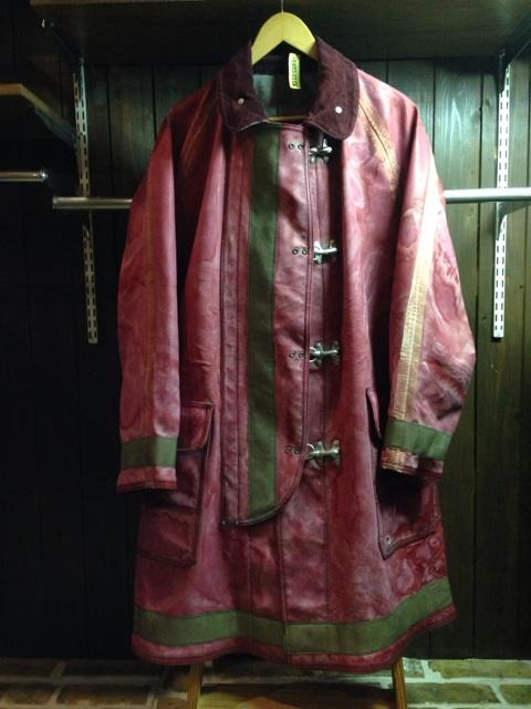 神戸店2/26(水)ChicagoVintage入荷!#3 1920\'s Shop Coat,1950\'s Janesvill Fireman Coat!!!(T.W.)_c0078587_133723.jpg