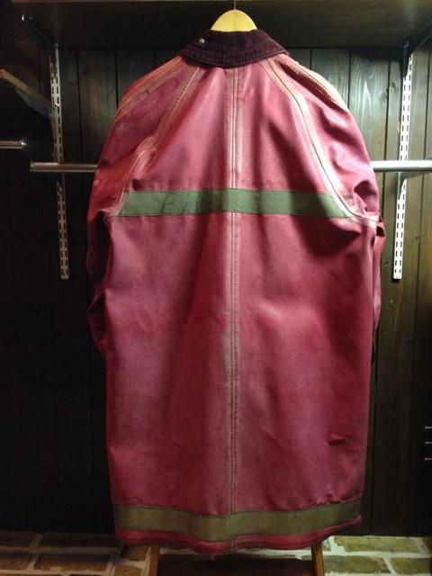 神戸店2/26(水)ChicagoVintage入荷!#3 1920\'s Shop Coat,1950\'s Janesvill Fireman Coat!!!(T.W.)_c0078587_13372583.jpg