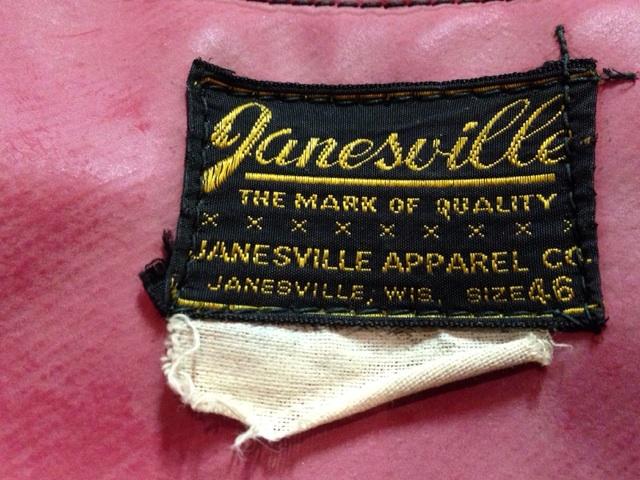 神戸店2/26(水)ChicagoVintage入荷!#3 1920\'s Shop Coat,1950\'s Janesvill Fireman Coat!!!(T.W.)_c0078587_13381842.jpg