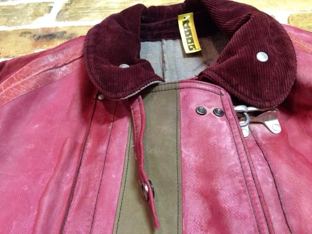 神戸店2/26(水)ChicagoVintage入荷!#3 1920\'s Shop Coat,1950\'s Janesvill Fireman Coat!!!(T.W.)_c0078587_1338284.jpg