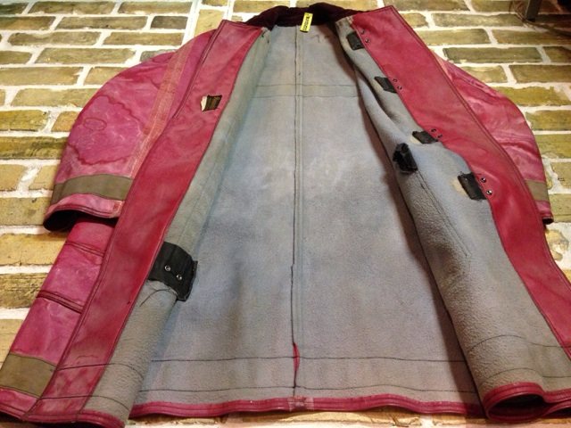 神戸店2/26(水)ChicagoVintage入荷!#3 1920\'s Shop Coat,1950\'s Janesvill Fireman Coat!!!(T.W.)_c0078587_133844.jpg