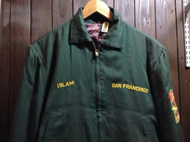 神戸店2/26(水)ChicagoVintage入荷!#3 1920\'s Shop Coat,1950\'s Janesvill Fireman Coat!!!(T.W.)_c0078587_13394067.jpg