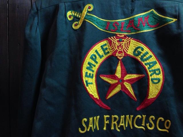 神戸店2/26(水)ChicagoVintage入荷!#3 1920\'s Shop Coat,1950\'s Janesvill Fireman Coat!!!(T.W.)_c0078587_13401416.jpg