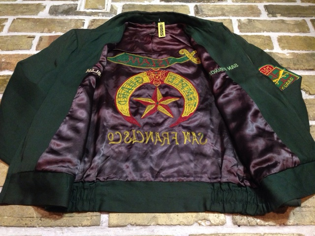 神戸店2/26(水)ChicagoVintage入荷!#3 1920\'s Shop Coat,1950\'s Janesvill Fireman Coat!!!(T.W.)_c0078587_13403652.jpg