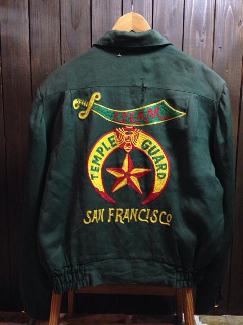 神戸店2/26(水)ChicagoVintage入荷!#3 1920\'s Shop Coat,1950\'s Janesvill Fireman Coat!!!(T.W.)_c0078587_1340719.jpg