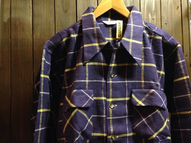 神戸店2/26(水)ChicagoVintage入荷!#3 1920\'s Shop Coat,1950\'s Janesvill Fireman Coat!!!(T.W.)_c0078587_1456111.jpg