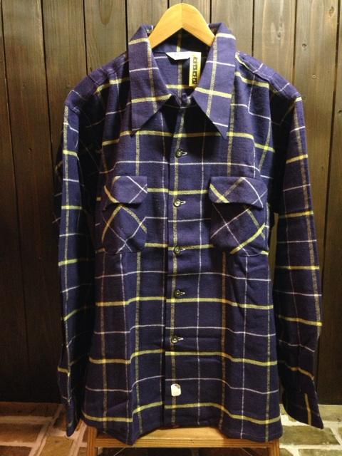 神戸店2/26(水)ChicagoVintage入荷!#3 1920\'s Shop Coat,1950\'s Janesvill Fireman Coat!!!(T.W.)_c0078587_14561741.jpg