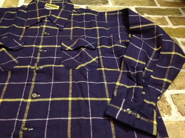 神戸店2/26(水)ChicagoVintage入荷!#3 1920\'s Shop Coat,1950\'s Janesvill Fireman Coat!!!(T.W.)_c0078587_14562628.jpg