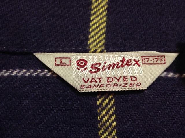 神戸店2/26(水)ChicagoVintage入荷!#3 1920\'s Shop Coat,1950\'s Janesvill Fireman Coat!!!(T.W.)_c0078587_14565028.jpg