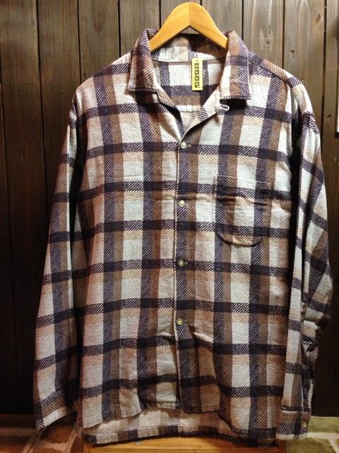 神戸店2/26(水)ChicagoVintage入荷!#3 1920\'s Shop Coat,1950\'s Janesvill Fireman Coat!!!(T.W.)_c0078587_14572792.jpg