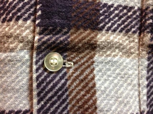 神戸店2/26(水)ChicagoVintage入荷!#3 1920\'s Shop Coat,1950\'s Janesvill Fireman Coat!!!(T.W.)_c0078587_14574087.jpg