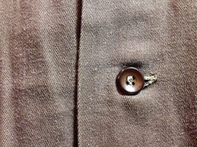 神戸店2/26(水)ChicagoVintage入荷!#3 1920\'s Shop Coat,1950\'s Janesvill Fireman Coat!!!(T.W.)_c0078587_14582717.jpg
