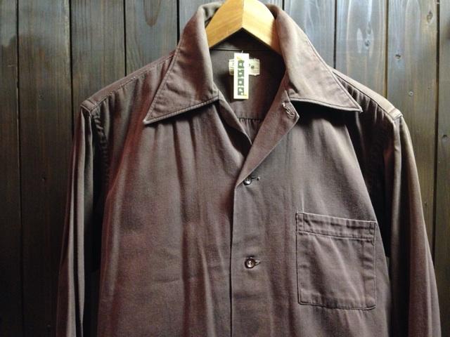 神戸店2/26(水)ChicagoVintage入荷!#3 1920\'s Shop Coat,1950\'s Janesvill Fireman Coat!!!(T.W.)_c0078587_145835.jpg
