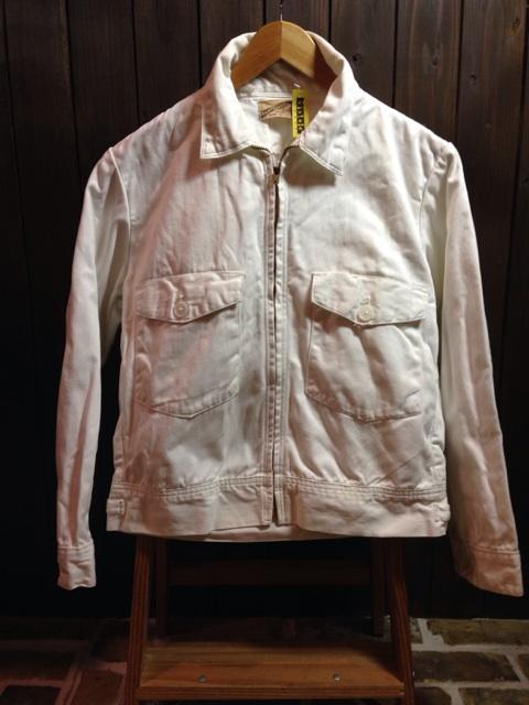 神戸店2/26(水)ChicagoVintage入荷!#3 1920\'s Shop Coat,1950\'s Janesvill Fireman Coat!!!(T.W.)_c0078587_1502858.jpg